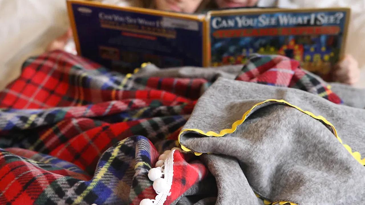 coperta natalizia