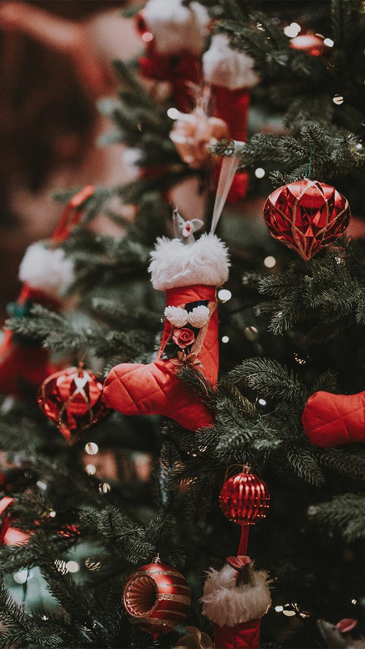 simboli natalizi, i colori