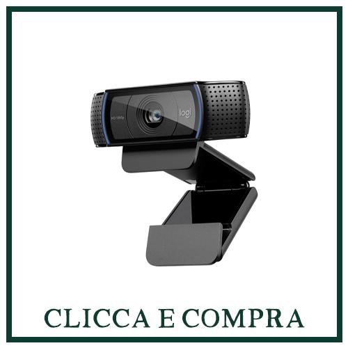 web cam per gamer