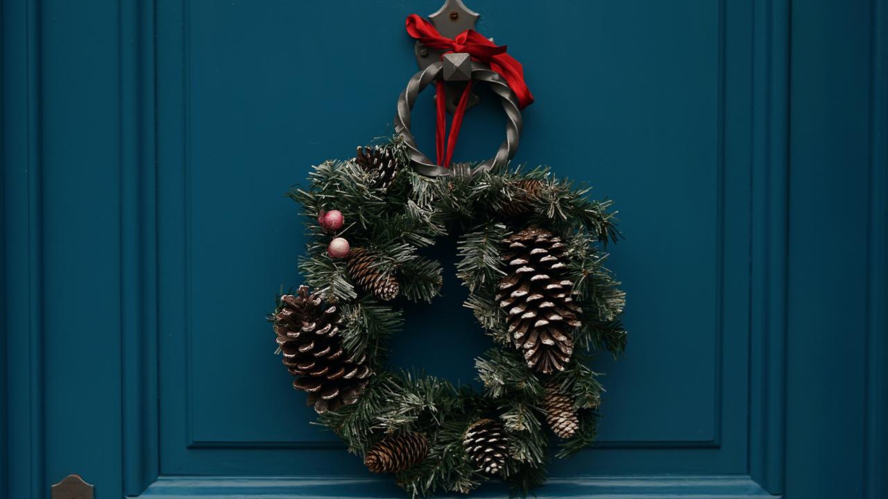 simboli natalizi, la ghirlanda